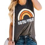 Good Vibes Tank Top for Women