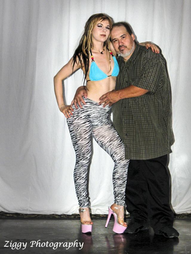 Photographer: Tom Bucci Shooting Fashion Show images