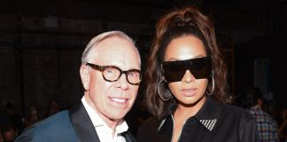 Tommy Hilfiger & Lala Anthony