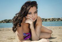 Model: Jessie Ann for Swim Rags Swimwear