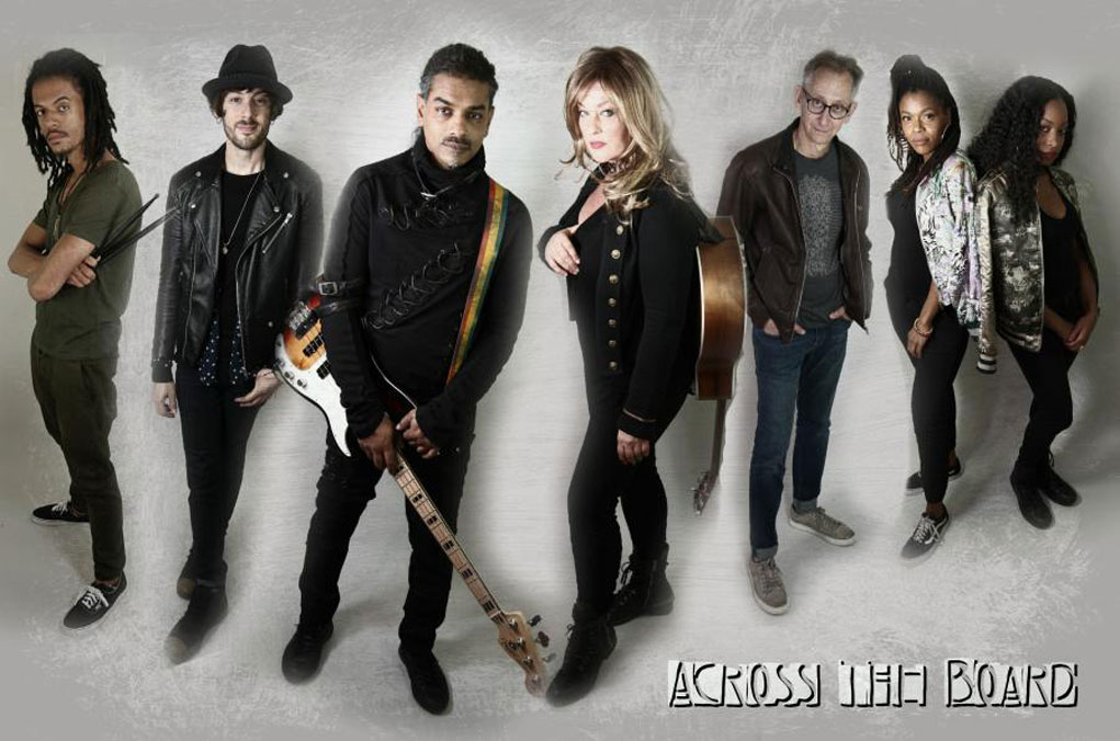 Across The Board Band Wins Award For Best Rock Song And Receives Nomination For 40th Annual Covenant Awards