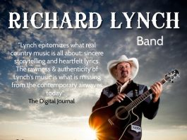 HALL OF FAMER RICHARD LYNCH