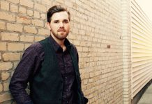 Nashville singer-songwriter Jeremy Parsons | California Pretty Magazine