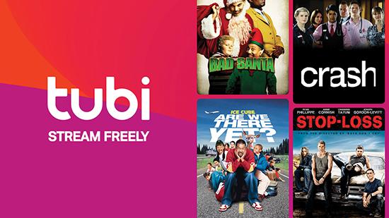 Tubi Streaming TV and Movie Service | California Pretty Magazine
