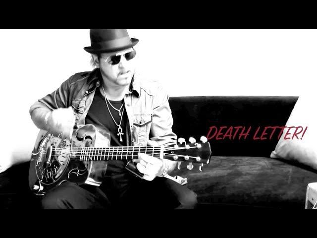 "Babylon A.D. Frontman Derek Davis Follows #1 iTunes Blues Success With ""Death Letter"" Cover"