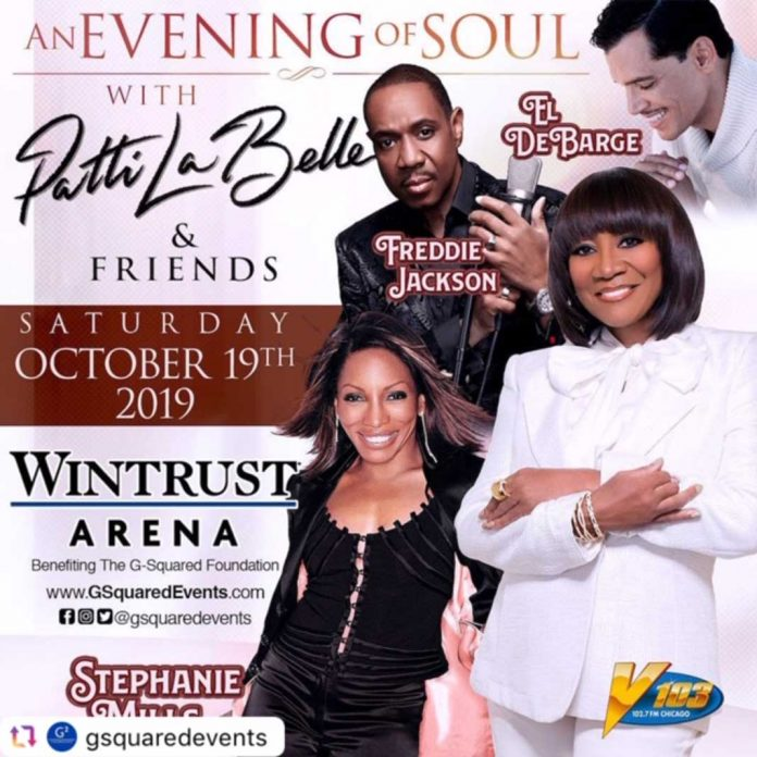 "G-Squared Events Presents ""An Evening of Soul"" with Patti LaBelle and Friends 