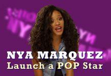 Nya Marquez Launch a Pop Star Kickstarter campaign | California Pretty