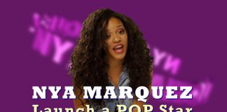 Nya Marquez Launch a Pop Star Kickstarter campaign | California Pretty