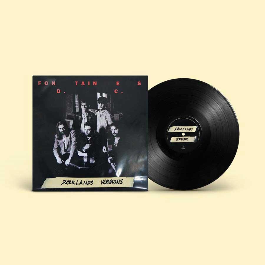 FONTAINES-D.C.- DarkLands Album