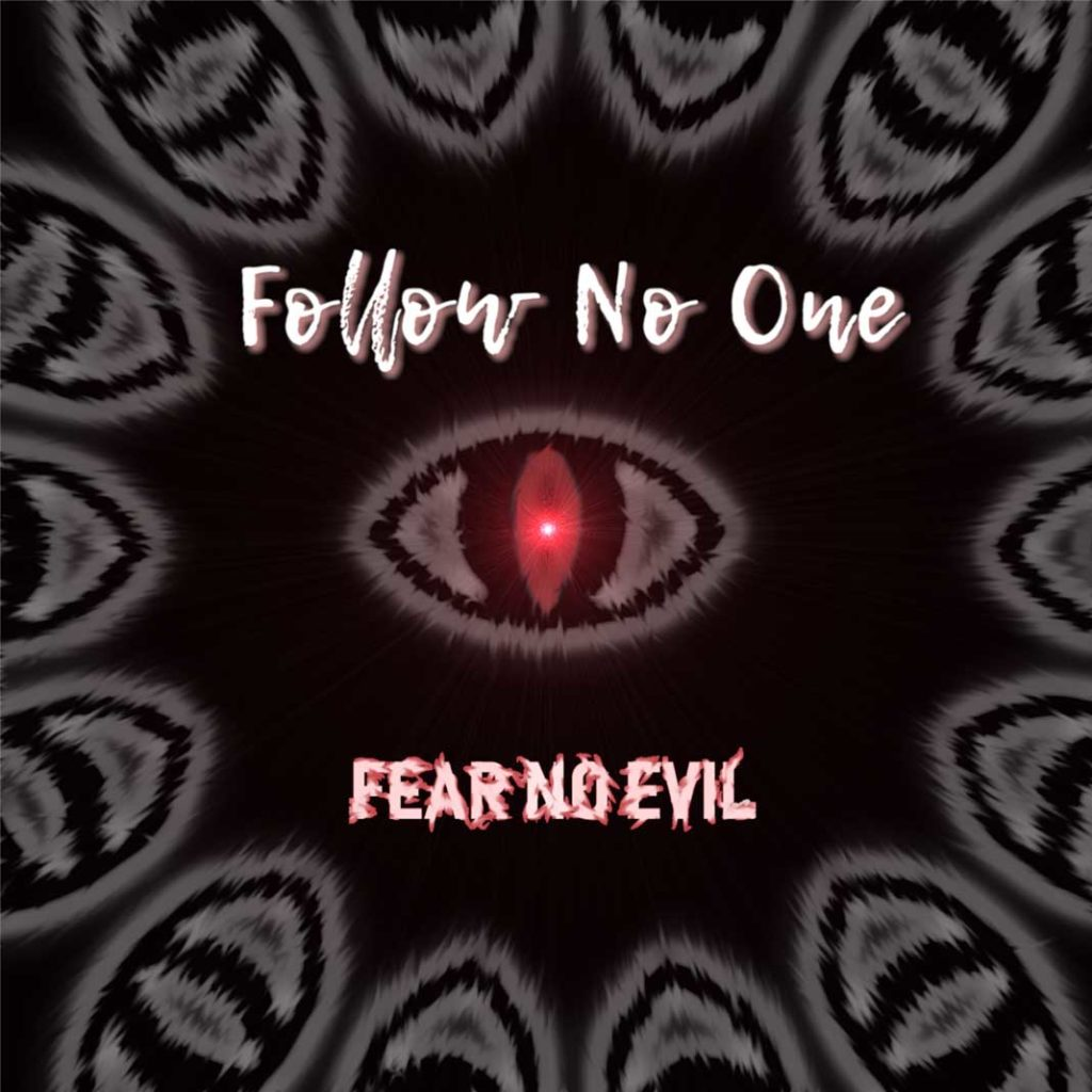 Fear No Evil Album Cover
