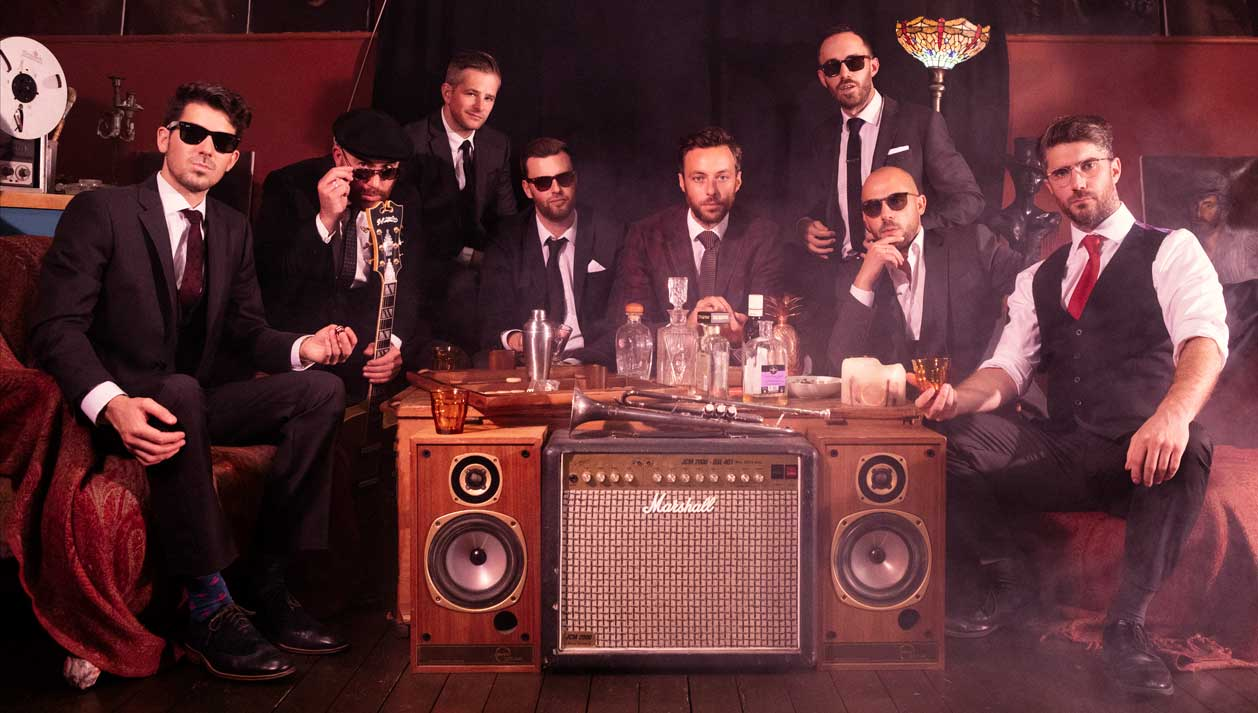 Gentleman's Dub Club announce February 2020 Headline Tour