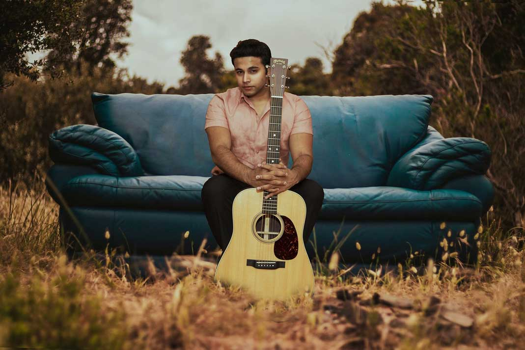 Singer Bryan Pereira Releases New Love Song Single