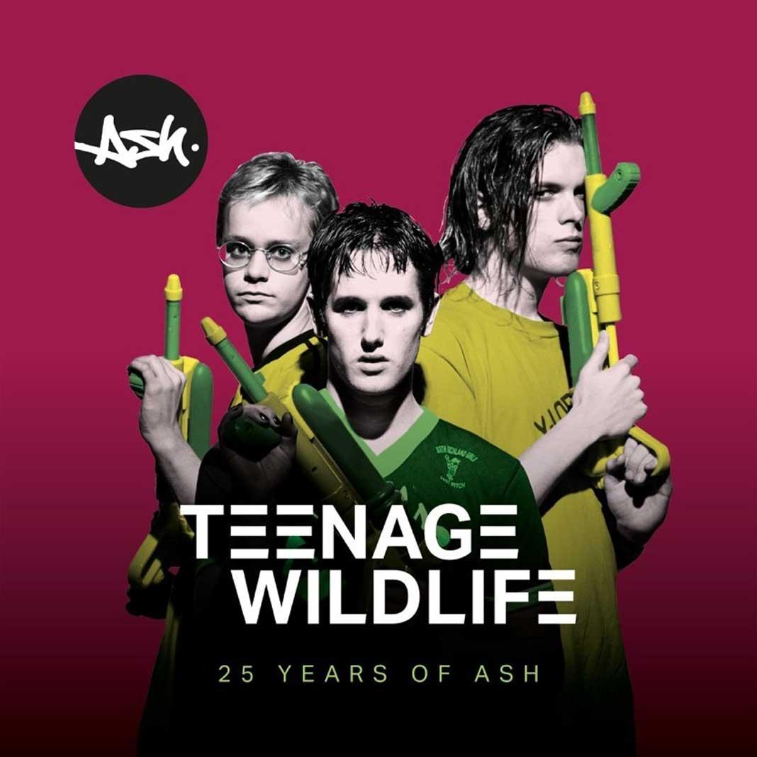 Teenage Wildlife: 25 Years Of Ash