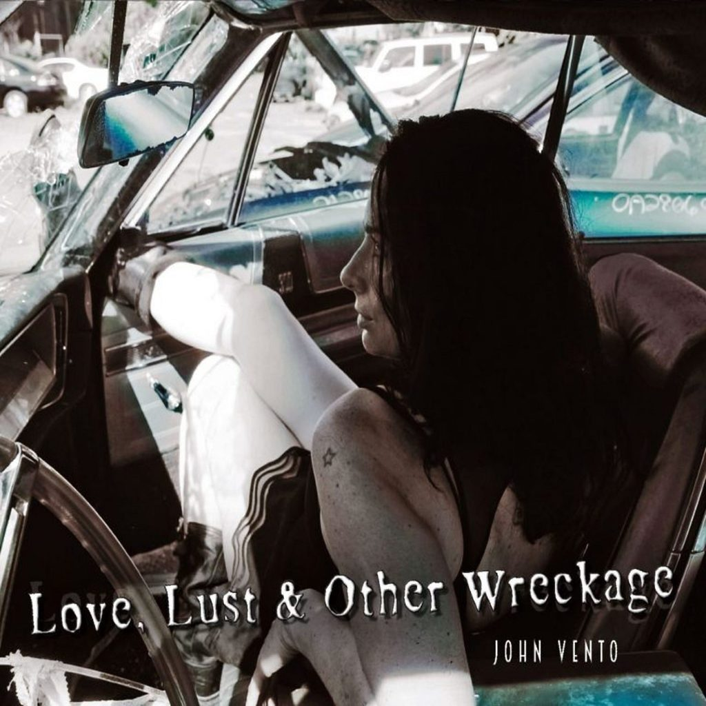 Love Lust and Other Wreckage - Singer John Vento