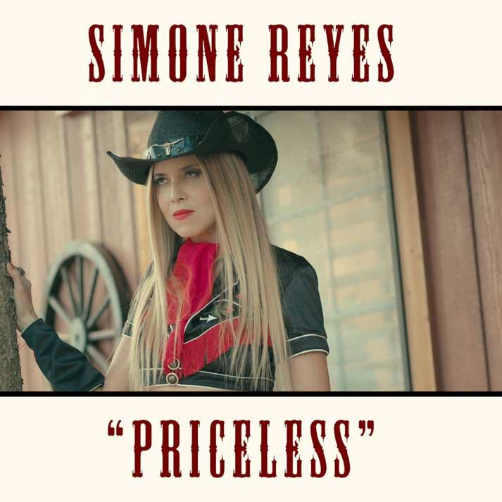 Country Music Singer Simone Reyes | California Pretty Magazine