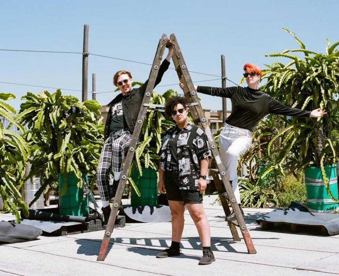 Shopping Band Group Shot - Photo Credit- Matt Draper | California Pretty Fashion Magazine