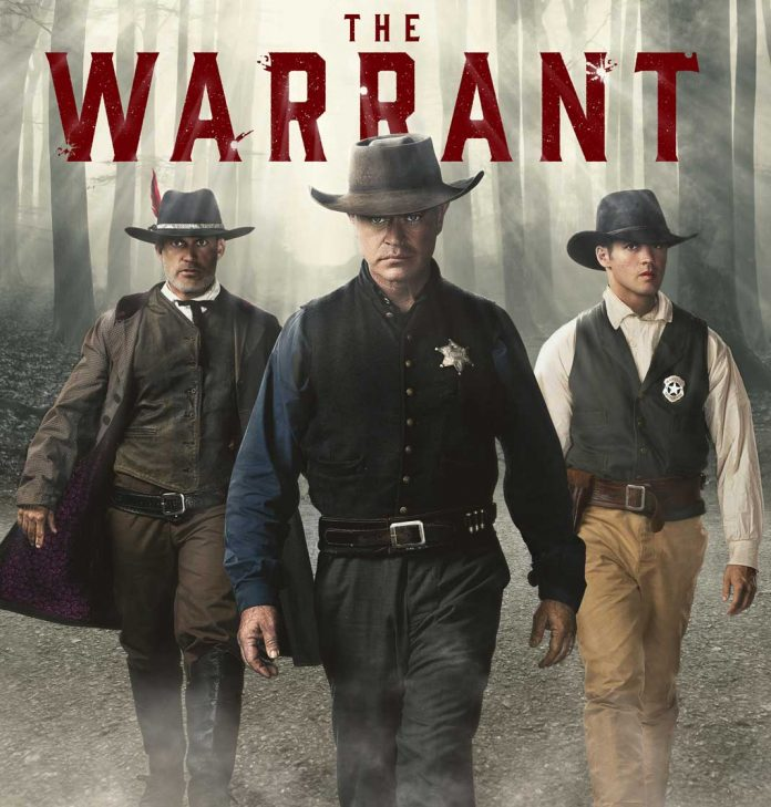 The Warrant - A Civil War Drama Offers Action, Suspense, All-Star Cast