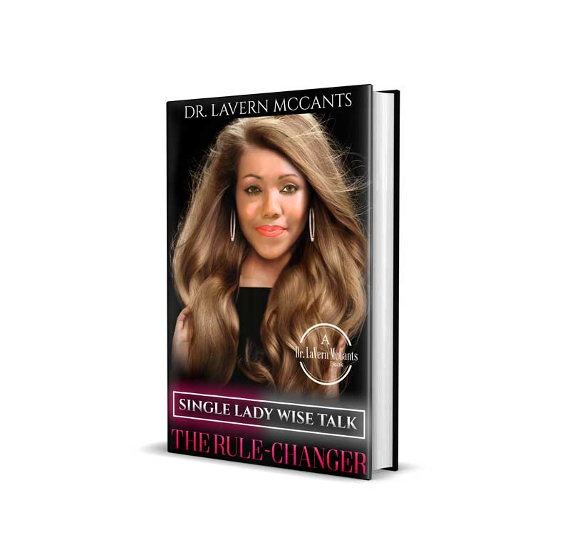Single Lady Wise Talk Hardcover Book