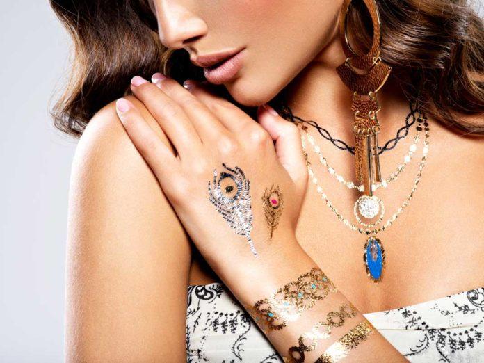 Beautiful Woman Fashion Jewelry - California Pretty Magazine