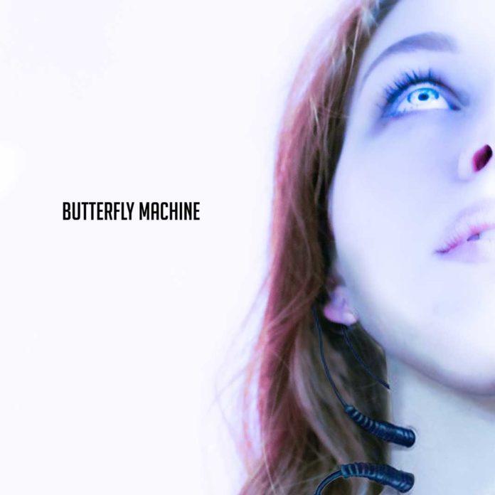 Butterfly Machine Single Artwork - Cords of Eve - California Pretty Magazine