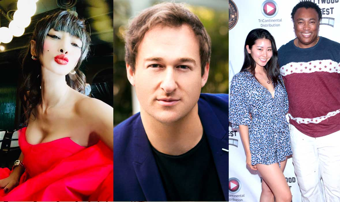 In July this year Bai Ling, James Pratt and Terrace House star Chikako Fukuyama were all winners at the 2021 iHollywood Film Festival.