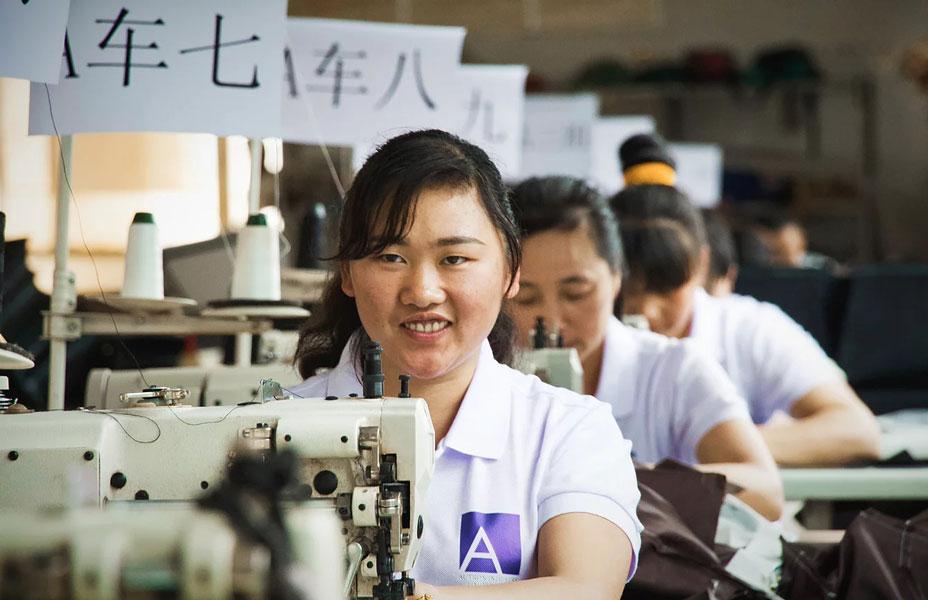 Sewers for Sustainable Vegan Handbag Manufacturer - Autron Industry - China - California Pretty Magazine