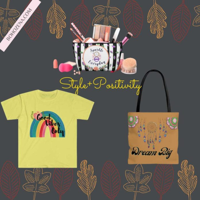 BohoZena Unique Bohemian Zen-inspired Personalized Gifts and Home Décor